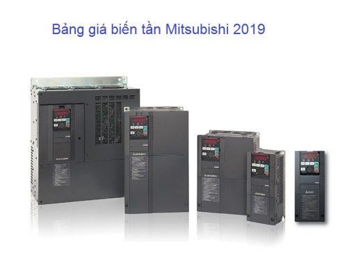 Bảng giá biến tần mitsubishi 2019