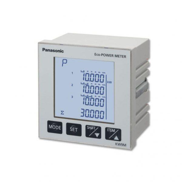 Đồng hồ điện năng kw9m
