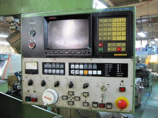Lỗi trên bộ điều khiển Fanuc 10-11-12