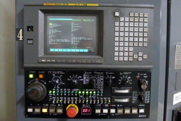 Lỗi trên bộ điều khiển Fanuc 15
