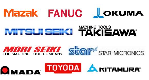 Các nhà sản xuất máy Nhật bản