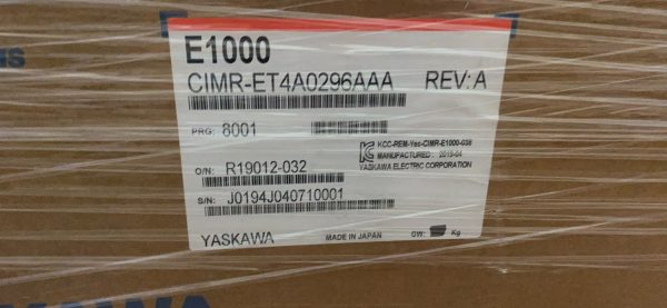Biến tần Yaskawa E1000